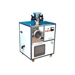 Laboratory Vacuum Dryer