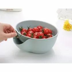Bamboo Fiber Colander, For Home, Hotels