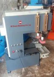 2 Color Pneumatic Pad Printing Machine For Capacitors