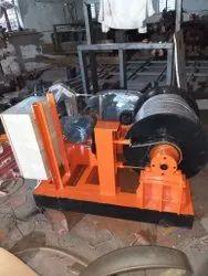 Electric Power Winch Machine