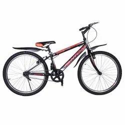 Black Fantom Kids Bicycles