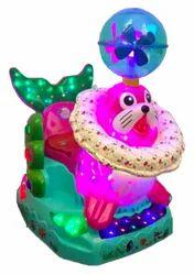 Rotating Seal Kiddie Ride