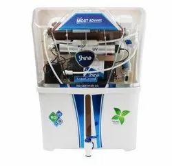 Aquagrand  Shine Model 12 Ltr Ro  Uv  Uf  Tds   Copper Filterwater Purifier