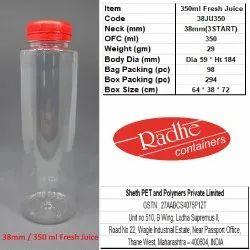 350ml Fresh Juice Bottle