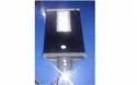 Grey Lyra-s-w Led Solar Street Light, Voltage: 14.08 Vdc