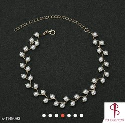 Ladies Fancy Beads Necklace