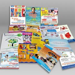 Paper Pamphlet Printing Service, in Pan India