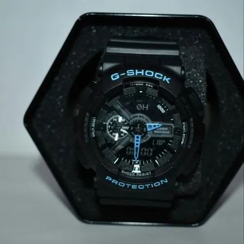 G Shock Black Mens Wrist Watches At Rs 1699 Piece G Shock Mens