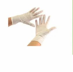 Kwalite 260 mm Disposable Plastic Hand Glove for Nursing Home