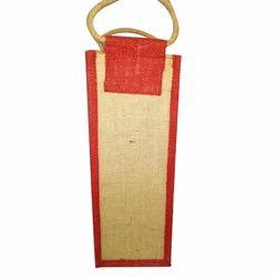 Bottle Carry Jute Bag