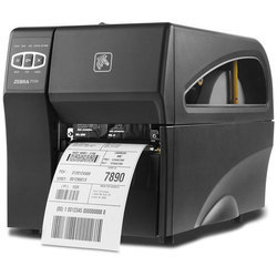 Zebra ZT-220 Industrial Barcode Printer
