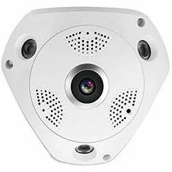 Panoramic Wireless IP Camera Audio Video WiFi 3 Megapixel HD Fish-eye Lens Wide Angle 10m/30ft