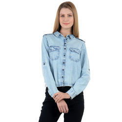 Surplus Denim Ladies Shirt