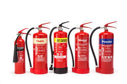 6 Kg Fire Extinguisher ABC