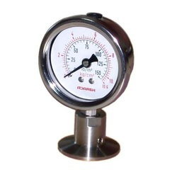 Triclover Pressure Gauges