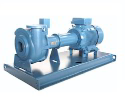 Heliflow Electric Wastewater Pumps, 2 - 5 HP