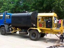 Jay Ambe Bitumen Sprayer