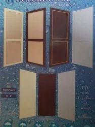 Hinjed Normal PVC Solid Door