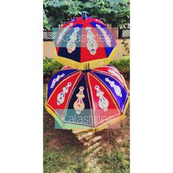 Wedding Velvet Umbrella