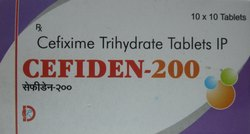 Cefixime Trihydrate Tablets