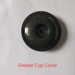 Plastic Bajaj Auto Grease Cup Cover, For Three Wheeler, Round