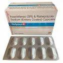 Aceclofenac And Rabeprazole Sodium Capsules.