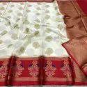 Banarasi Chiffon Silk Sarees