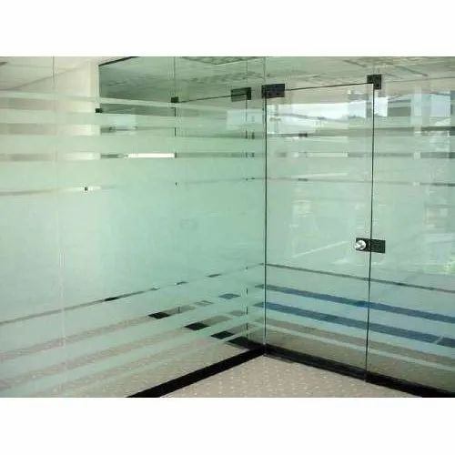 Glass Partition Door