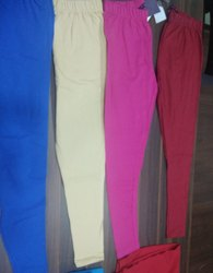 Ladies Plain Legging, Size: S to XL