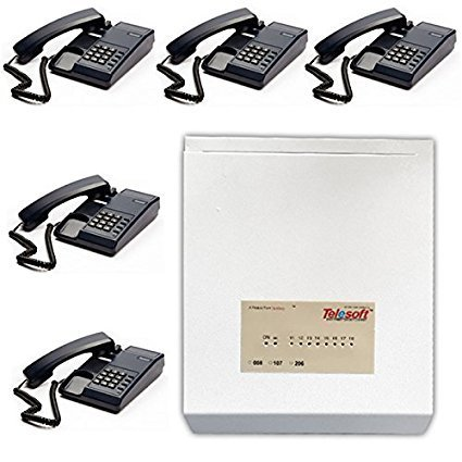 Telesoft 16 Line Intercom System