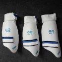 Gameon White Cricket Combo Thigh Pad