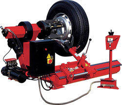 Truck Tyre Changing Machine