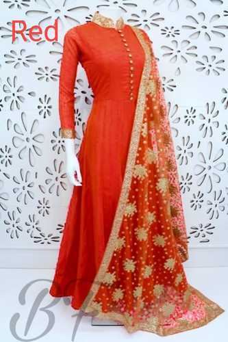 87ec9edb0c8 Party Wear Ethnic Gowns at Rs 799  piece