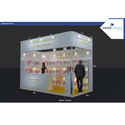 Party Exhibition Stall