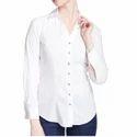 Ladies Cotton Long Shirts