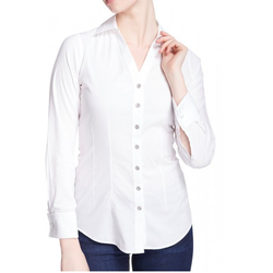 Ladies Cotton Long Shirts
