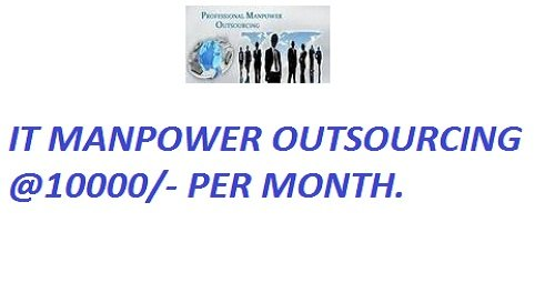 IT Manpower Outsourcing Service