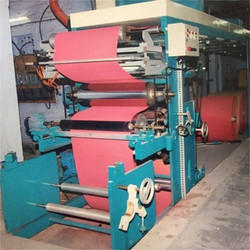 Polyester and LD Lamination Machine