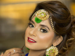 Mehndi Makeup : Service provider of fashion designers services bridal makeup