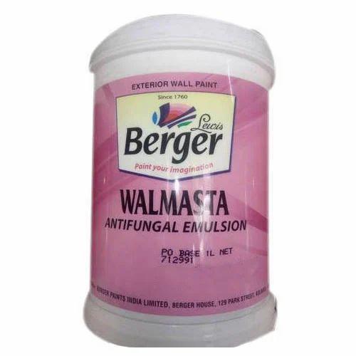 Berger Walmasta Anti-Fungal Emulsion Paint