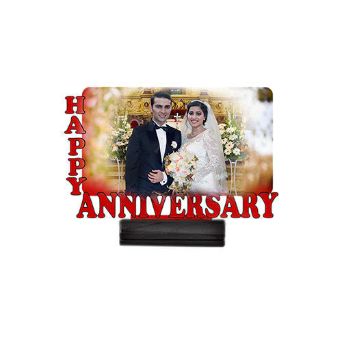 Happy Anniversary Fancy Photo Frames at Rs 180 /piece | Decorative ...