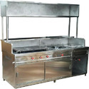 Stainless Steel Dosa Counter
