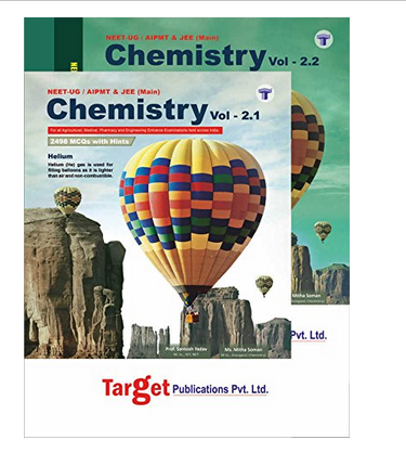 target publications for neet exam