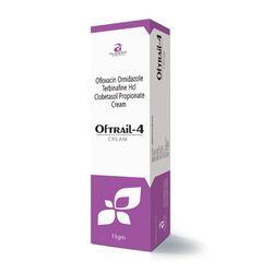Ofloxacin Ornidazole Terbinafine HCI Clobetasol Propionate Cream