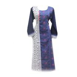Cotton Party Wear Stylish Printed Dress Material