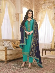 Pr Fashion Launched Beautiful Designer Semi-Stitched Suit