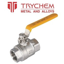 Stainless Steel Threaded Ball Valve