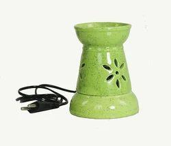 Light Green Electric Aroma Oil Burner