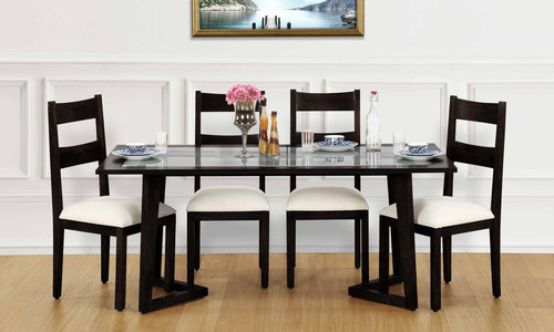 Gl Top 6 Seater Dining Tables Table Set Gunjan