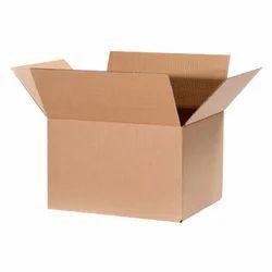 Plain Corrugated Shipping Box